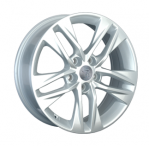 Литые диски Hyundai Replay HND108 R17 W7.0 PCD5x114.3 ET47 S