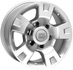 Литые диски WSP Italy Nissan Salina 4x4 W1808 R16 W8.0 PCD6x139.7 ET10 Silver Polished