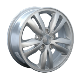 Литые диски Hyundai Replay HND43 R16 W6.5 PCD5x114.3 ET46 S