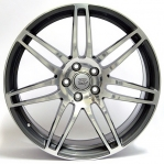 Литые диски WSP Italy Audi S8 Cosma W554 R18 W8.0 PCD5x112 ET45 Anthracite Polished