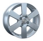 Литые диски Chevrolet Replay GN41 R15 W6.0 PCD4x100 ET45 S