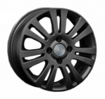 Литые диски Chevrolet Replay GN13 R15 W6.0 PCD4x114.3 ET44 GM