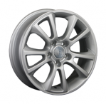 Литые диски Opel Replay OPL2 R16 W6.5 PCD5x110 ET37 S