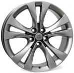 Литые диски WSP Italy Opel Mercury‎ W2506 R18 W8.0 PCD5x120 ET42 Hyper Anthracite