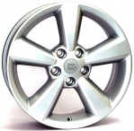 Литые диски WSP Italy Nissan Qashqai‎ W1850 R17 W6.5 PCD5x114.3 ET40 Silver