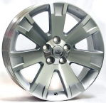Литые диски WSP Italy Mitsubishi Poseidone W3004 R19 W8.0 PCD5x114.3 ET38 Silver Polished