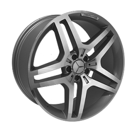 Литые диски Mercedes Replica MR995 R20 W9.0 PCD5x112 ET46 SF