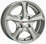 Литые диски DISLA UK406 R14 W6.0 PCD4x100 ET37 SD