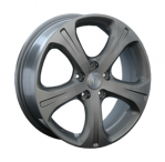 Литые диски Honda Replay H15 R17 W6.5 PCD5x114.3 ET50 GM