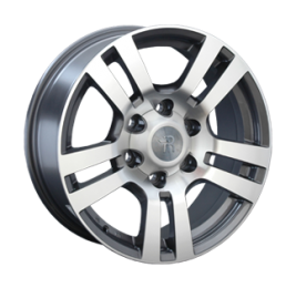 Литые диски Toyota Replay TY61 R18 W7.5 PCD6x139.7 ET25 GMF