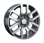Литые диски Nissan Replay NS17 R18 W7.5 PCD6x114.3 ET30 GMF