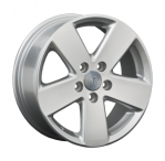 Литые диски Skoda Replay SK12 R16 W7.0 PCD5x112 ET45 S