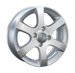 Литые диски Chevrolet Replay GN33 R16 W6.0 PCD4x114.3 ET49 S