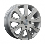 Литые диски Chevrolet Replay GN12 R15 W6.0 PCD4x100 ET45 S