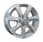 Литые диски Mazda Replay MZ34 R16 W6.5 PCD5x114.3 ET50 S
