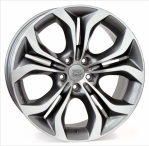 Литые диски WSP Italy BMW Aura W674 R19 W9.0 PCD5x120 ET48 Anthracite Polished