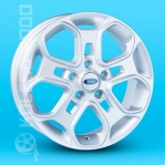 Литые диски Ford Replica A-111 R15 W6.0 PCD5x108 ET50 S