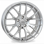 Литые диски WSP Italy BMW Basel M W675 R19 W9.5 PCD5x120 ET23 Silver