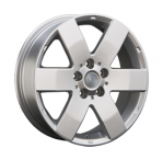 Литые диски Chevrolet Replay GN20 R17 W7.0 PCD5x115 ET45 S