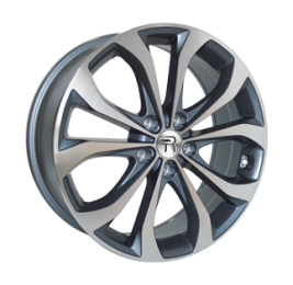 Литые диски Hyundai Replay HND135 R18 W7.5 PCD5x114.3 ET41 GMF