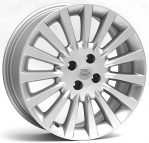 Литые диски WSP Italy Fiat Lampedusa‎ W144 R17 W6.5 PCD4x100 ET46 Silver