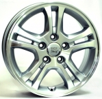 Литые диски WSP Italy Honda Salerno W2403 R16 W6.5 PCD5x114.3 ET45 Silver