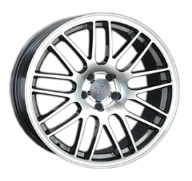 Литые диски Jaguar Replay JG2 R18 W8.0 PCD5x108 ET49 GMF