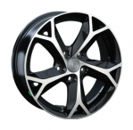 Литые диски Citroen Replay CI11 R16 W6.5 PCD5x114.3 ET38 BKF