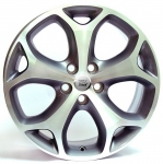 Литые диски WSP Italy Ford Max - Mexico W950 R17 W7.5 PCD5x108 ET48 Anthracite Polished