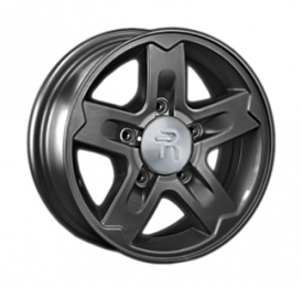 Литые диски Suzuki Replay SZ2 R15 W5.5 PCD5x139.7 ET5 GM