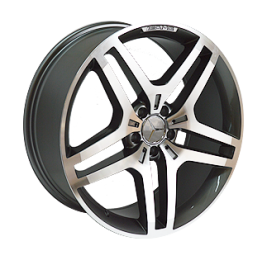 Литые диски Mercedes Replica MR995 R20 W9.0 PCD5x112 ET46 GMF