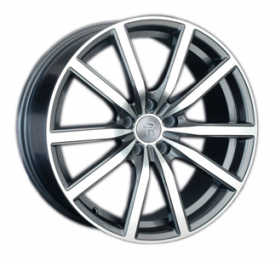 Литые диски Jaguar Replay JG1 R18 W8.0 PCD5x108 ET49 GMF