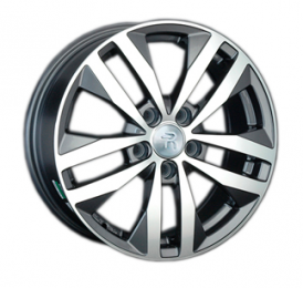 Литые диски Skoda Replay SK65 R16 W6.5 PCD5x112 ET46 GMF