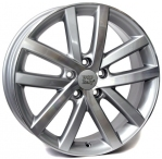 Литые диски WSP Italy Volkswagen Rheia W460 R17 W7.5 PCD5x112 ET54 Silver Polished