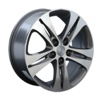Литые диски Honda Replay H26 R17 W7.5 PCD5x114.3 ET55 GMF
