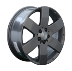 Литые диски Chevrolet Replay GN20 R17 W7.0 PCD5x105 ET42 GM