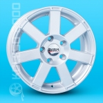 Литые диски DISLA UK501 R15 W6.5 PCD5x114.3 ET35 SF