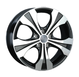 Литые диски Honda Replay H40 R18 W7.0 PCD5x114.3 ET50 BKF