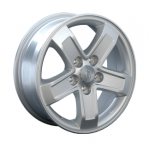Литые диски Hyundai Replay HND42 R16 W6.5 PCD5x114.3 ET51 S