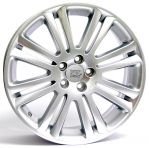 Литые диски WSP Italy Volvo Stockholm‎ W1250 R17 W7.5 PCD5x108 ET49 Hyper Silver