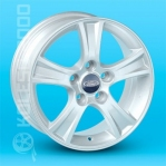 Литые диски Ford Replica A-F5027 R15 W6.5 PCD5x108 ET40 Sil