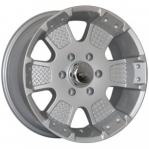 Литые диски MKW MK-41 R17 W8.0 PCD6x139.7 ET12 Silver