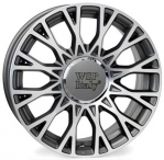 Литые диски WSP Italy Fiat Grase W162 R15 W6.0 PCD4x98 ET35 Anthracite Polished