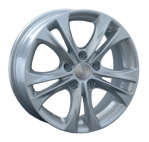 Литые диски Hyundai Replay HND57 R17 W6.5 PCD5x114.3 ET48 S