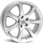 Литые диски WSP Italy Nissan Ueno W1806 R18 W7.5 PCD5x114.3 ET30 Silver