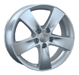 Литые диски Hyundai Replay HND80 R17 W7.0 PCD5x114.3 ET41 S