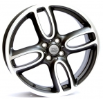 Литые диски WSP Italy Mini Lim Edition W1651 R18 W7.0 PCD4x100 ET52 Black Polished