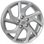 Литые диски WSP Italy Mazda Eclipse W1906 R17 W7.0 PCD5x114.3 ET53 Silver