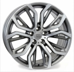 Литые диски WSP Italy BMW Everest W676 R20 W11.0 PCD5x120 ET37 Anthracite Polished
