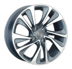 Литые диски Citroen Replay CI29 R17 W7.0 PCD4x108 ET26 GMF